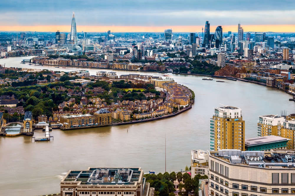 Overview of London